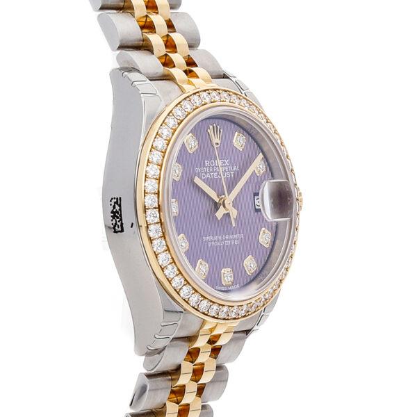 I migliori orologi replica nel mondo Rolex Datejust 279383rbr