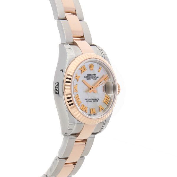 Fałszywy zegarek Rolex Datejust 179171
