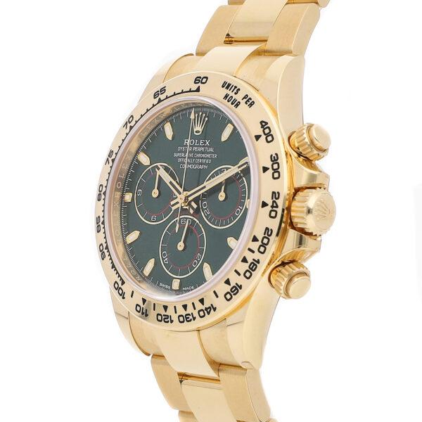 Orologio da uomo in oro giallo Replica Rolex Daytona 116508 meccanico automatico