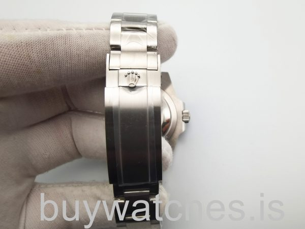 Rolex Submariner 116619 Orologio da uomo automatico in oro bianco 40 mm