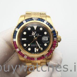 Rolex GMT-Master II 116748 Orologio automatico unisex da 40 mm in oro giallo