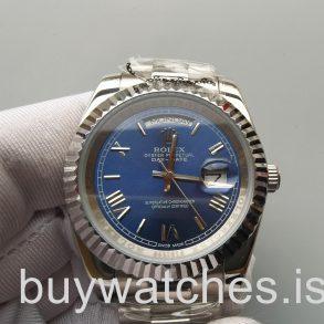 Rolex Day-Date 228239 Orologio automatico da uomo in oro blu da 40 mm