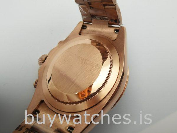 Rolex Daytona 116505 Orologio Oyster automatico in oro Everose da 40 mm