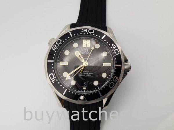 Omega 210.22.42.20.01.004 Seamaster Orologio automatico nero da 42 mm