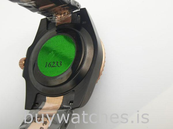Rolex Submariner 116613LN Orologio automatico nero da uomo da 40 mm