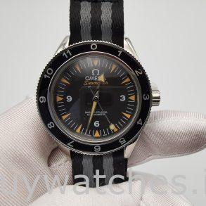 Omega Seamaster 233.32.41.21.01.001 Orologio da uomo in nylon da 41 mm