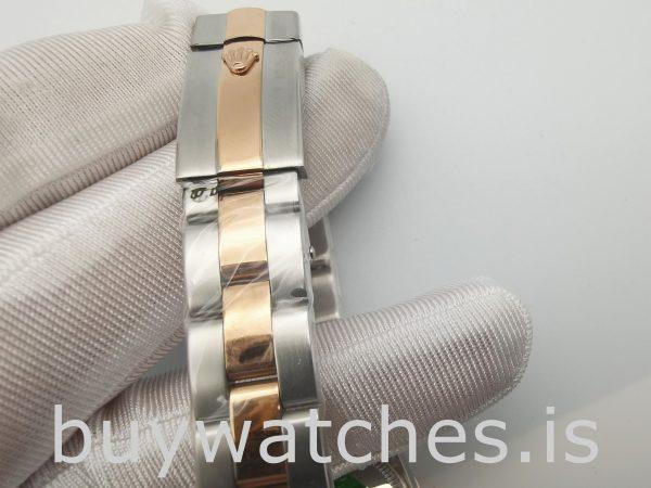 Rolex Datejust 179171 Orologio automatico Lady Grey da 26 mm in acciaio oro rosa