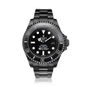 Rolex Deepsea 116660 Orologio automatico in acciaio inossidabile nero da 44 mm