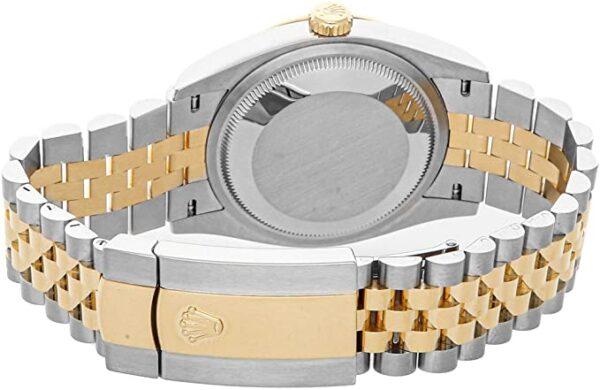 Rolex Datejust 126233 Orologio 36mm da uomo con quadrante beige