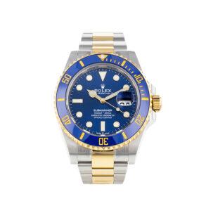 Rolex Submariner 126613 Orologio da uomo con quadrante blu in acciaio da 41 mm