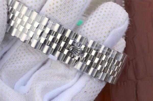 Rolex Datejust 116234 Replica Orologio da donna con quadrante blu 36mm